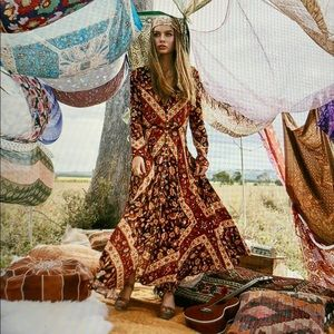 Spell and the gypsy collective Lolita gown